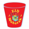 Eid Party Cups (5Pk)